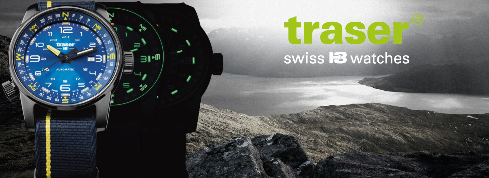 Traser Launch Page White H3