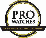 logo PRO WATCHES s.c.