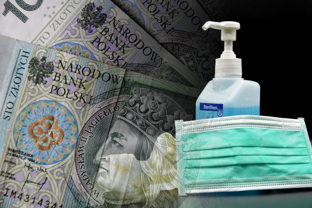 jak zabezpieczyć swój biznes w czasie pandemii