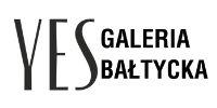 logo YES w galerii bałtyckiej